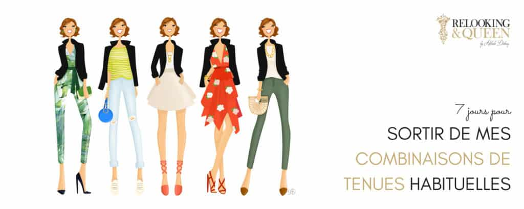 Combiner mes vêtements autrement assortir mes habits nouveaux looks (3)