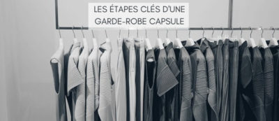 Les étapes clés d'une garde-robe capsule garde-robe minimaliste relooking and queen