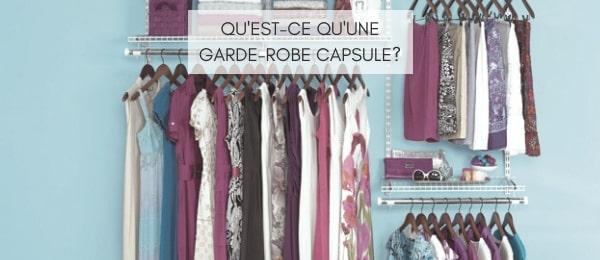 Qu'est-ce qu'une garde-robe capsule garde-robe minimaliste relooking and queen