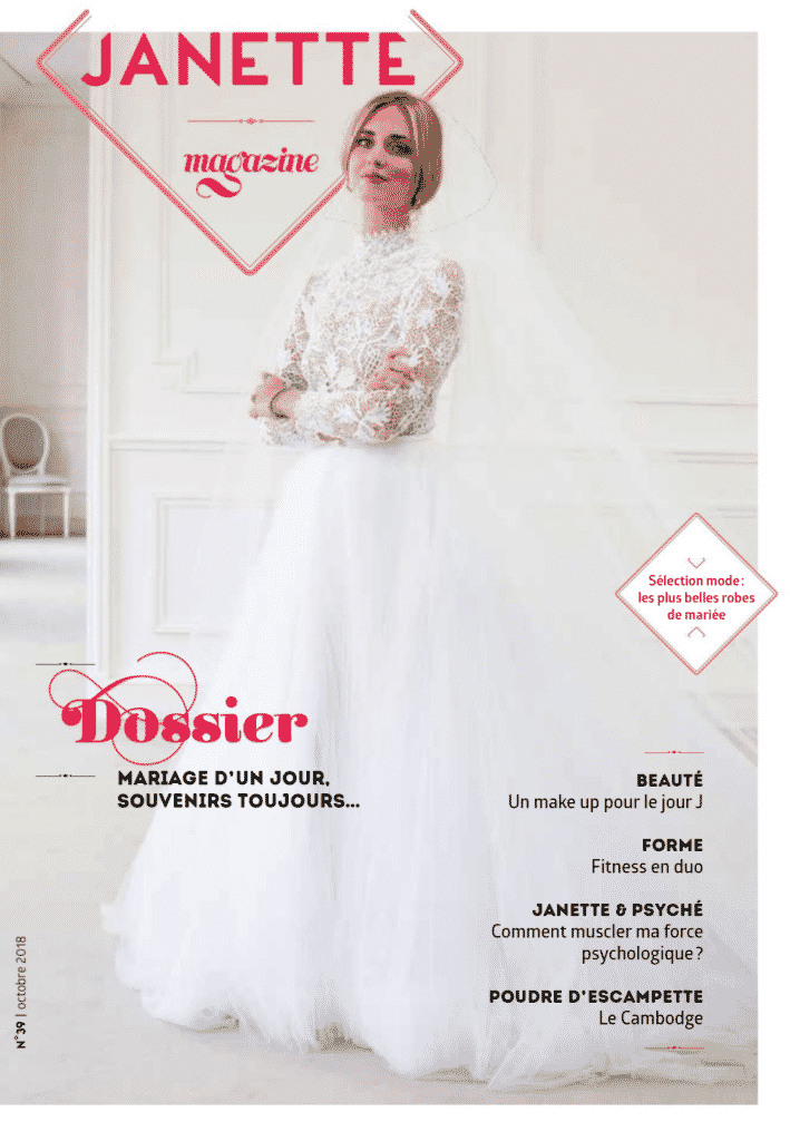 Janette Magazine Octobre 2018