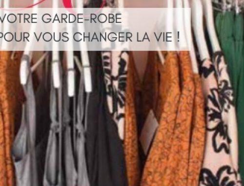 Organiser votre garde-robe autrement pour vous changer la vie