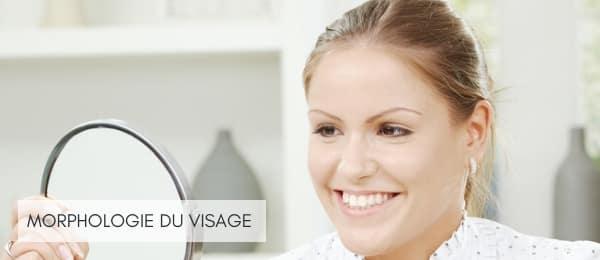 Quelle est la forme de mon visage? Visagisme boucles d'oreille morphologie du visage